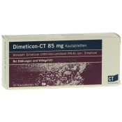 Dimeticon-CT 85 mg Kautabletten