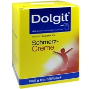 Dolgit® Schmerz-Creme Nachfüllpack