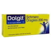 Dolgit® Schmerzdragées