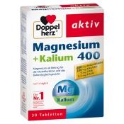 Doppelherz® aktiv Magnesium + Kalium 400