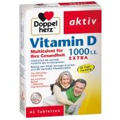 Doppelherz® aktiv Vitamin D 1000 I.E. EXTRA