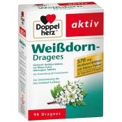 Doppelherz® aktiv Weißdorn-Dragees