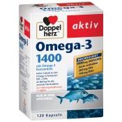 Doppelherz® Omega-3 1400