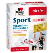 Doppelherz® Sport DIRECT Vitamine + Mineralien