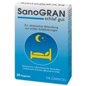 Dr. Grandel SanoGRAN schlaf gut Kapseln