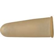 Dr. Junghans® Fingerling aus Gummi transparent 2,4 cm