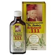 Dr. Sacher´s Kräuteröl Nr. 111