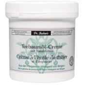 Dr. Sachers Teebaumöl-Creme mit Sanddornöl