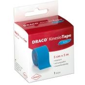 Draco KinesioTape Türkis 5 cm x 5 m