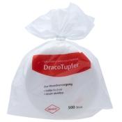 Draco Zellstofftupfer Rolle 4 x 5 cm