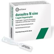 duraultra N sine 1 mg/ml Augentropfen