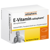 E-Vitamin-ratiopharm®