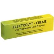 ELEKTROLYT - CREME mit Teebaumöl und Propolis