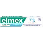 elmex® SENSITIVE Zahnpasta plus SANFTES WEISS