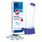 EMSER® Nasendusche Nasanita® + 4 Beutel EMSER® Nasenspülsalz