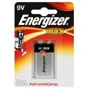 Energizer® max® 9V Batterie