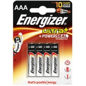 Energizer® ULTRA+ POWERSEAL AAA
