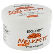 ENZBORN® Melkfett EXTRA mit Ringelblume + 30 ml Ensbona® Pferdesalbe GRATIS