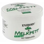 ENZBORN® Melkfett EXTRA mit Teebaumöl + 30 ml Ensbona® Pferdesalbe GRATIS