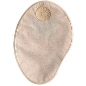 Esteem® Geschlossener Beutel ausschneidbar mit Filter Stomahesive® groß 20-70 mm opak
