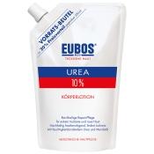 EUBOS® MED Trockene Haut 10% Urea Körperlotion Nachfüllbeutel