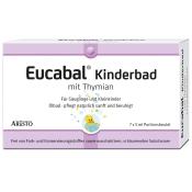 Eucabal® Kinderbad mit Thymian