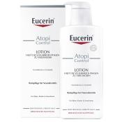 Eucerin® AtopiControl Lotion + 7 ml AtopiControl Akutpflege Creme GRATIS
