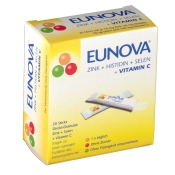 EUNOVA® Zink+Histidin+Selen+Vitamin C