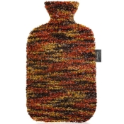 fashy Wärmflasche Strickbezug Bouclé