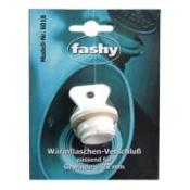 fashy Wärmflaschen Verschluss mit 1 Dichtungsring