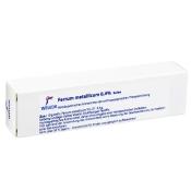 Ferrum metallicum 0,4 % Salbe