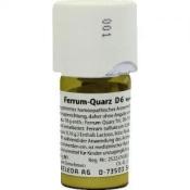Ferrum-Quarz D6 Trituration