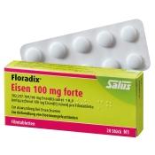 Floradix® Eisen 100 mg Forte
