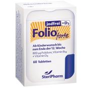 Folio® forte jodfrei + D3
