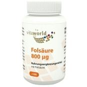 Folsäure 800 µg