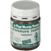 Folsäure Jodid Tabletten