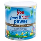 forever young power eiweiß + carnitin Chocolat Noir