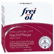 frei öl® ANTI AGE HYALURON LIFT NachtPflege