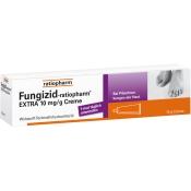 Fungizid-ratiopharm® Extra 10 mg/g