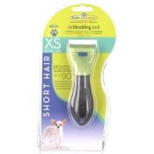 FURminator® deShedding Tool für kurzhaarige Schoßhunde