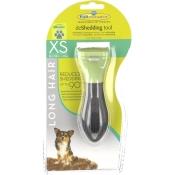 FURminator® deShedding Tool für langhaarige Schoßhunde