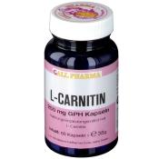 GALL PHARMA L-Carnitin 250 mg GPH Kapseln