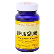GALL PHARMA Liponsäure 150 mg GPH Kapseln
