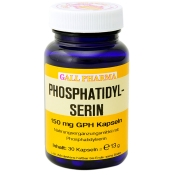 GALL PHARMA Phosphatidylserin 150 mg GPH Kapseln