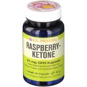 GALL PHARMA Raspberryketone 25 mg GPH Kapseln
