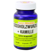 GALL PHARMA Süssholzwurzel + Kamille 350 mg GPH Kapseln
