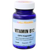 GALL PHARMA Vitamin B12 3,0 µg GPH Kapseln