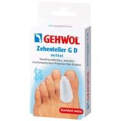 GEHWOL® Zehenteiler G D mittel