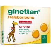 Ginetten Kinder Halsbonbons
