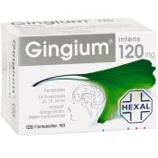 Gingium® intens 120 mg